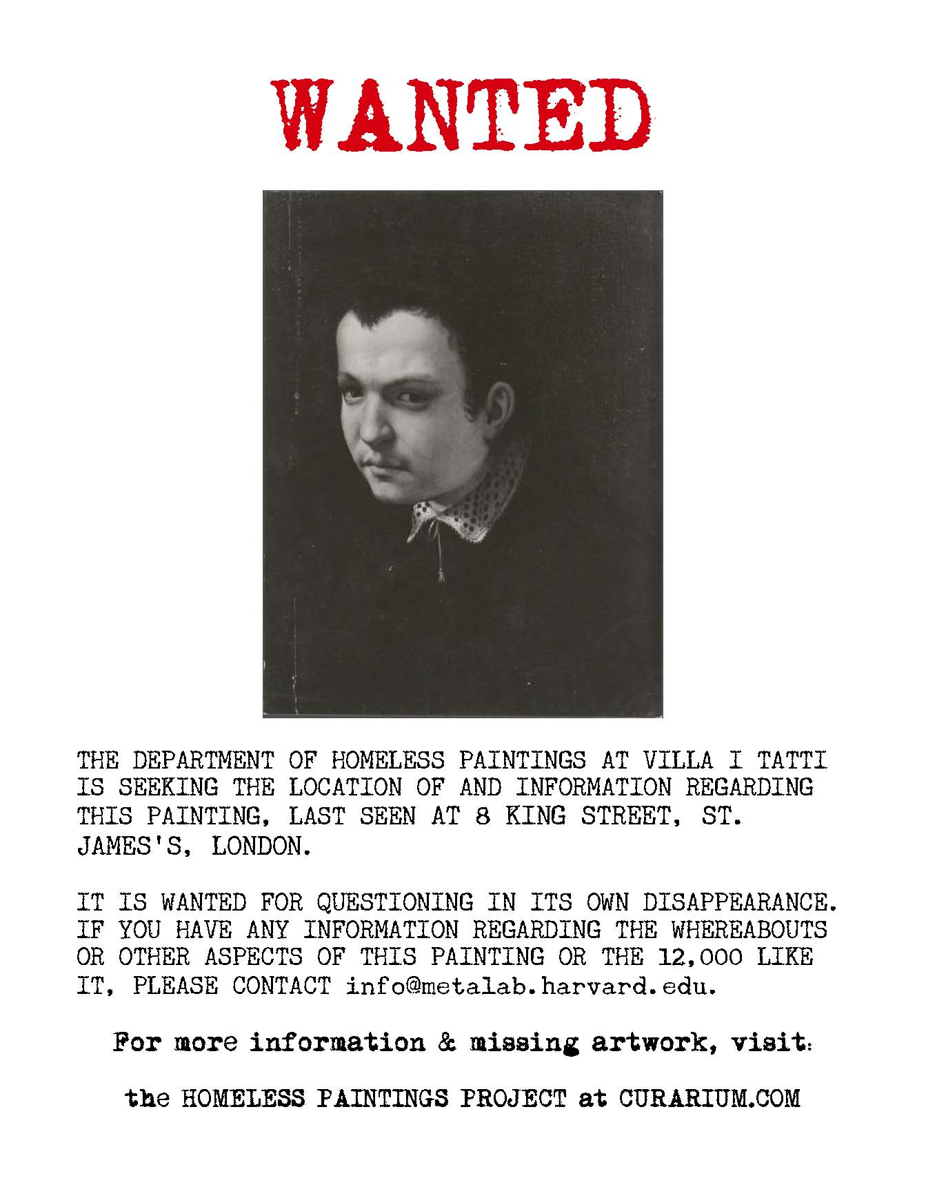 Exceptional Missing Person Poster Generator  Make A Missing Person Poster